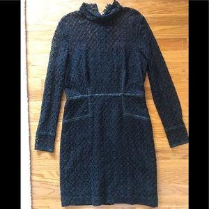W118 by Walter Baker black lace dress
